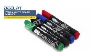 Zebra White Board Marker -D1061326 – D1062278