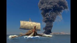 Thera - Der Megavulkan von Santorin