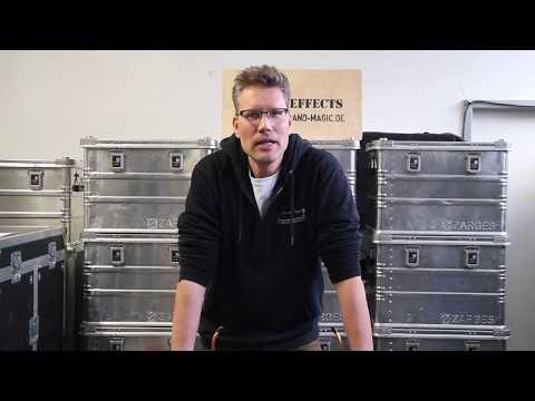 Anwendungsmöglichkeiten für Stagefire Liquid Typ A und B
