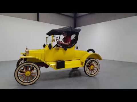 Video of '15 Model T - Q2LA