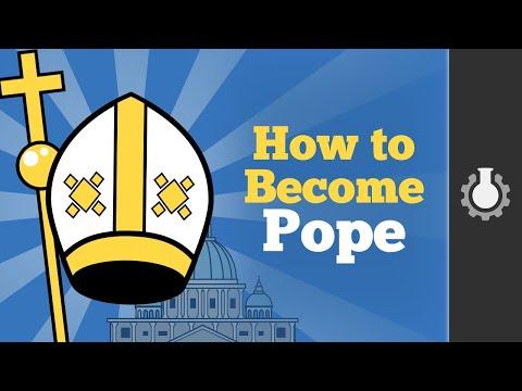 Jak se stát papežem?