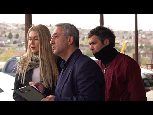 Հայկական Կարմիր խաչի ընկերության արձագանքը Covid -19 համաճարակին  - մարտ, 2020