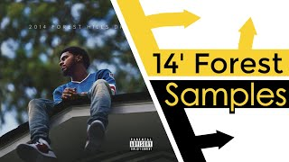 Every Sample From J Cole's 2014 Forest Hills Drive