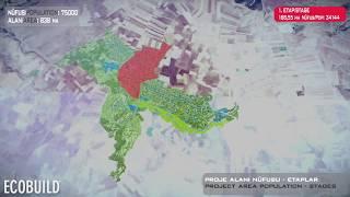 ECOBUILD'in Yaptığı Türkiye'nin İlk Yeşil Planlama Ve Şehircilik Projesi Eskişehir Kocakır E