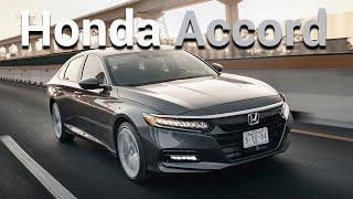 Honda Accord - Ahora es divertido y con mucho estilo | Autocosmos