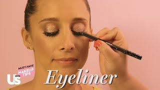 Morning Makeup Tip: How to Use Eyeliner to Make Your Eyes Appear Bigger