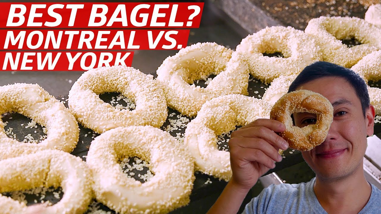 Does Montreal Make Better Bagels than New York? — Dining on a Dime thumbnail