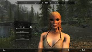 Skyrim Mods: IA92' Enhanced Race Customization (PS4/XBOX1)