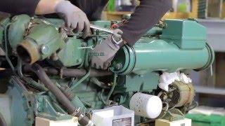 Doosan L066 TIH 180hp Marine Diesel Engine Package