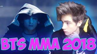 BTS MMA 2018 Реакция | BTS | Реакция на Melon Music Awards 2018 BTS WHO ARE YOU | Реакция на BTS MMA