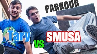 Parkour Horse Challenge - Tary vs Smusa