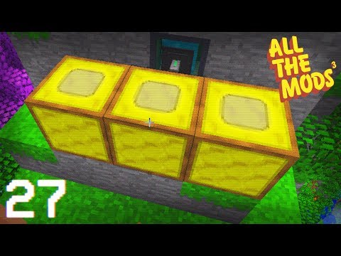 All The Mods 3 Remix - Part 25 - Nuclearcraft 3x3x3 Fission Reactor