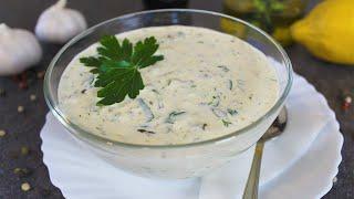 Очень Вкусный Соус к Рыбе и Морепродуктам! Простой рецепт и Быстрый в Приготовлении!