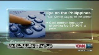 World Call Center capital