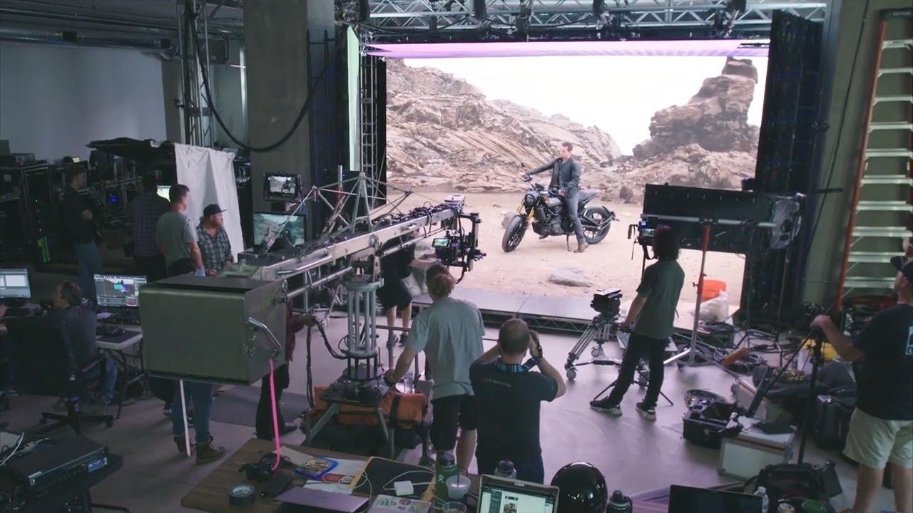 Новая разработка изменит кино будущего! И это не VR