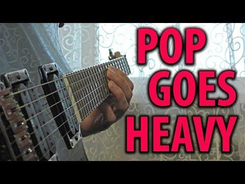 Pop Turns Into Metal || Top Pop Songs Metal Remix