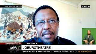 Youth Month - Joburg Theatre's month-long program
