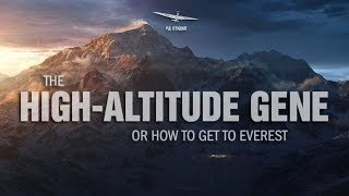 THE HIGH-ALTITUDE GENE OR HOW TO GET TO EVEREST | RUSSIAN DOCUMENTARY