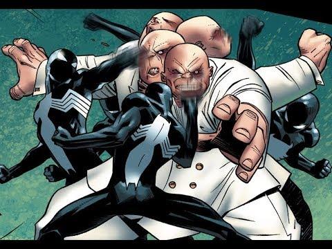 Spider-Man vs. The Kingpin - Epic Beatdown