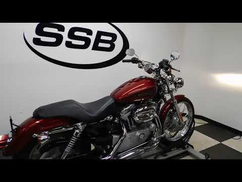 2009 Harley-Davidson Sportster® 883 Custom in Eden Prairie, Minnesota