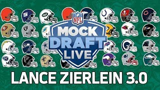 FULL 1st Round 2018 NFL Mock Draft & Analysis | Mock Draft Live: Lance Zierlein 3.0 | NFL Network