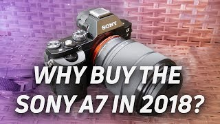Why Did I Buy the Sony a7 in 2018?