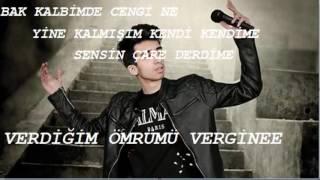 Çağatay Akman GÜNAH BENİM Şarkı Sözleri  (LYRİS)