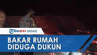 Kakek di Bima Dituduh Jadi Dukun Santet, Rumah Dibakar Warga hingga Uang Rp200 Juta Ikut Terbakar