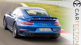 2017 Porsche 911 Turbo S: The New Benchmark For Speed - Carfection by Carfection