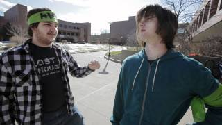 Humans vs Zombies @ RIT Info Video Complete