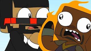 CaptainSparklez Animated: SKYBLOCK FAIL (Minecraft)