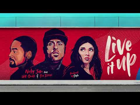 Live It Up - Nicky Jam feat. Will Smith & Era Istrefi (2018 FIFA World Cup Russia) (Official Audio)