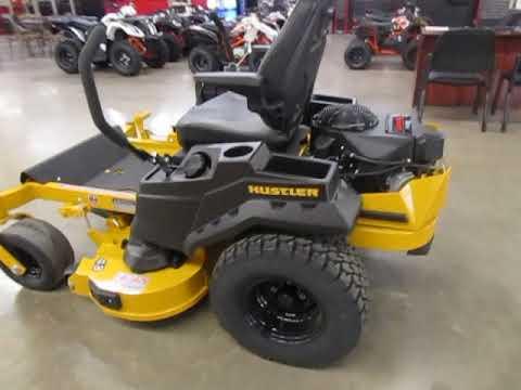 2021 Hustler Turf Equipment Raptor XDX 48 in. Kawasaki FR651 21.5 hp in Wichita Falls, Texas - Video 1