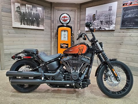 2021 Harley-Davidson Street Bob® 114 in Kokomo, Indiana - Video 1