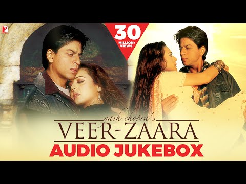 Veer zaara audio jukebox   late madan mohan   shah rukh khan   preity zinta