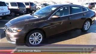 2016 Chevrolet Malibu Odessa TX GF178559