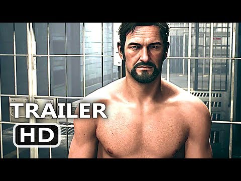 A WAY OUT Official Trailer (2018) E3 2017 Game HD