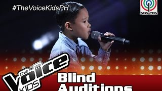 "The Voice Kids Philippines 2016 Blind Auditions: ""Anak"" by John Paul"