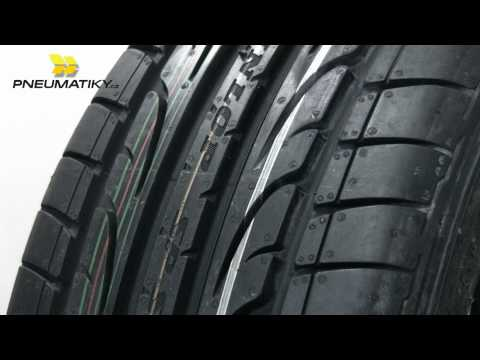 Youtube Dunlop SP Sport MAXX 205/40 ZR17 84 W XL Letní