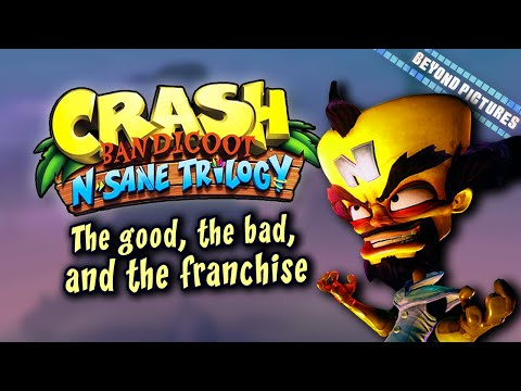 Can I get a original graphics version :: Crash Bandicoot™ N  Sane
