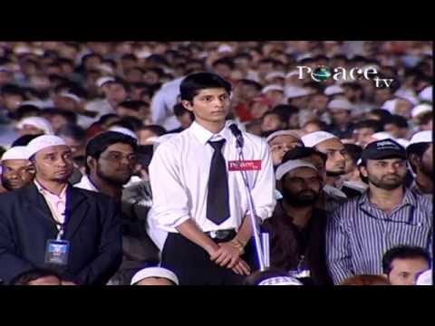 Assalaamu Alaikum or Om Shanti? - Dr Zakir Naik