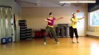 Latin Dance Fitness Class 4 by Linda Edler