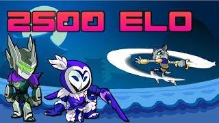 2500 ELO Ranked - Asuri Takes my ELO!