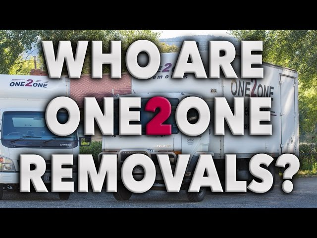 One2One Removals are local and here to help