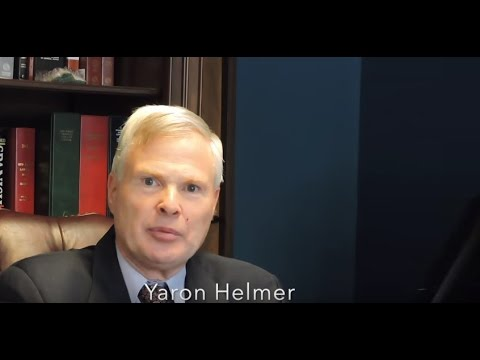 Watch New Jersey Criminal Defense Attorney Yaron Helmer