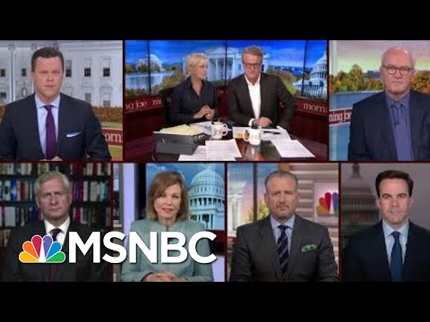 The Political Bullets Of Impeachment Could Fly In All directions | Morning Joe | MSNBC