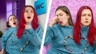 24 часа в одном свитере / Челлендж – один свитер на двоих!