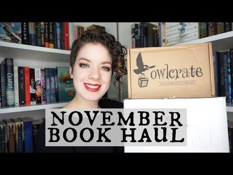 November Book Haul | 2018