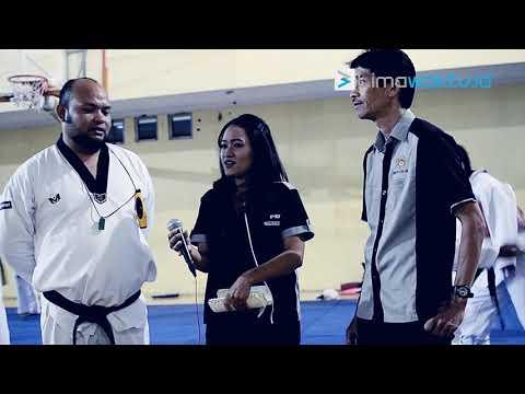 Menuju Porda XIII Atlet Taekwondo Cimahi Intensifkan Latihan