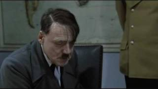 Hitler rants about Command&Conquer 4: Tiberian Twilight